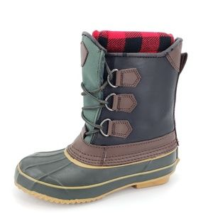 New Glacier Lakes Boots Mens 5 Thermolite Lined